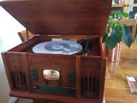 Record player /hi fi / music centre