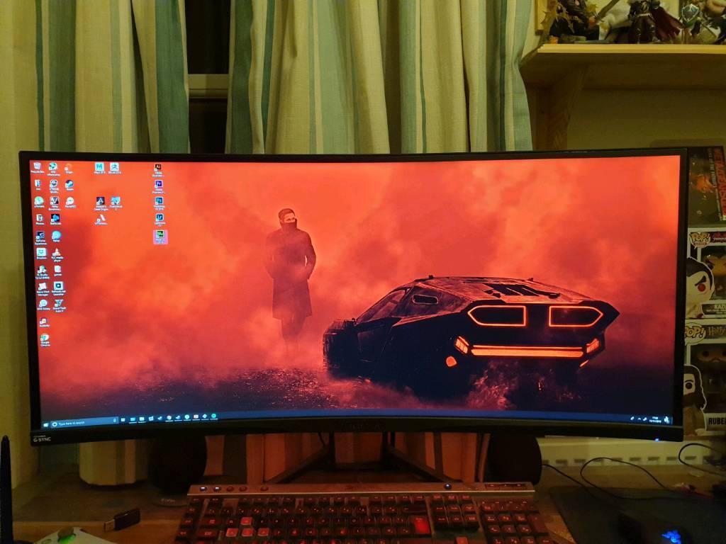 Acer predator x34p 3440x1440 ultrawide gsync 120hz | in Beverley, East  Yorkshire | Gumtree