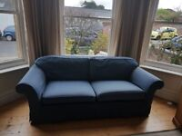 Laura Ashley Padstow large two seater sofa