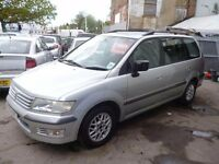 Mitsubishi Space wagon gdi,7 seat MPV,rare auto,2 previous owners,runs and drives as new,only 70,000