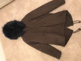 Hush coat jacket parker