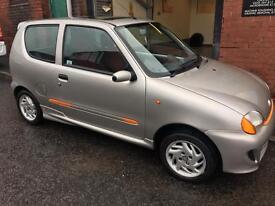 Fiat seicento 2000 full history long mot
