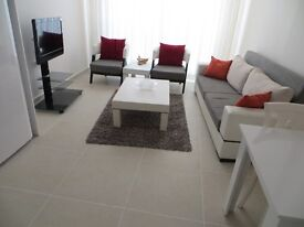 Stella Lux Aparts - New 1 or 2 Bedroom fully equipped s/c apartments close to Calis, Fethiye, TURKEY