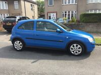 04 Vauxhall Corsa 1.2 Sxi, low tax, insurance and mileage, 11 Mths mot, v clean in & out drives a1