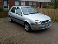 2000 Ford Fiesta 1.2, low miles, long MOT - trade ins & swaps welcome - delivery available