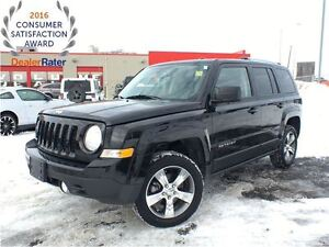 2016 Jeep Patriot NORTH**4X4**LEATHER**SUNROOF**BLUETOOTH**