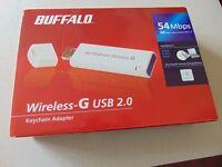 BUFFALO WIRELESS -G USB 2.0