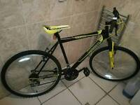 bike for sale nearly new
