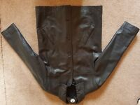 Vintage leather jacket good condition