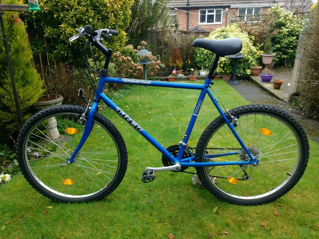 ed915ca9374 Trek 800 Mountain Track Sport Mountain Bike Excellent condition | in ...
