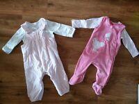 Mothwrcare 3-6 And 6-9 baby girl