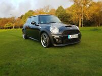 Mini cooper S JCW Automatic.Paddles shift