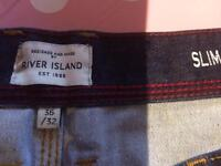 Mens Jeans RIVER ISLAND