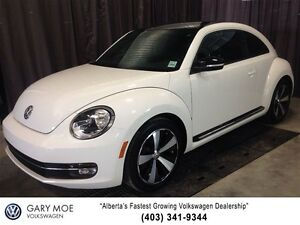 2014 Volkswagen Beetle Coupe Sportline Performance!