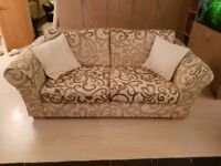 3 seater and 2 seater Next sofas.