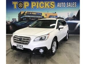 2015 Subaru Outback One Owner, Accident Free, & Certified!
