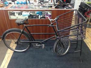 Vélo de livraison, Raleigh