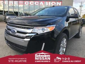 2012 Ford Edge LIMITED NAVIGATION  TOIT PANORAMIQUE