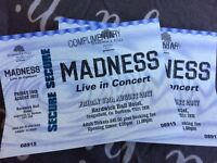 2 Madness Live @ Hardwick Hall tickets
