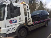 cheap car recovery in birmingham cheap recovery birmingham 24/7 mr recovery