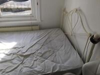 FREE!! Small double bed frame & mattress