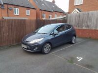 FORD FIESTA 1.6 TDCi TITANIUM FOR SALE, £20 ROAD TAX, CRUISE CONTROL