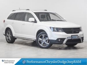 2017 Dodge Journey Crossroad * AWD * Sunroof * Nav * Rear DVD