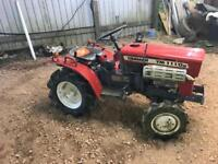 Yanmar 1100d 4wd compact tractor