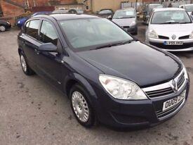Vauxhall Astra 1.8 i 16v Life 5dr automatic 2009 (09 reg), Hatchback (30 days warranty) £1799