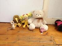 Super bundle of soft cuddly toys
