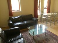 Comfortable one bedroom furnished flat in the West End Glasgow