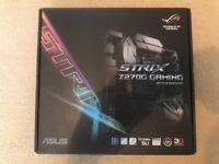 ASUS Strix Z270G Gaming Motherboard PC Z 270-G BRAND NEW WIFI A/C for Intel