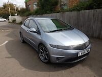 Honda Civic 2.2i-CTDi, HPI clear, Service History, Two Previous Owners