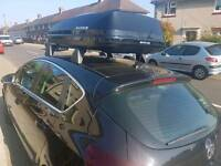 Vauxhall Astra j 5dr roof bars