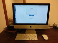 iMac 21.5 2011 i7 8gb with box great condition