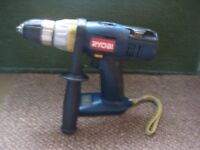 Ryobi CDI 1801 Cordless Drill and Screwdriver - Body Only