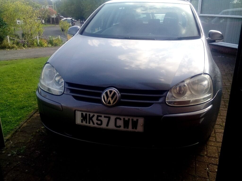 VW Golf 2.0 TDI two owners
