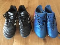Junior Football Boots - size 1