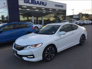 2016 Honda Accord Coupe EX sunroof, AT, rear camera
