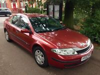 Renault Laguna 1.8 16v Authentique 5dr£499 STARTS FINE. NEED SPACE INSIDE 2002 (02 reg), Hatchback