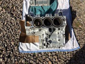 Honda goldwing 1800 cylinder block assembly