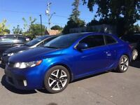 2012 Kia FORTE KOUP SX Coupe * Cuir & Toit * Leather & Roof *