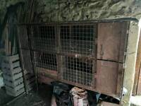 Rabbit/small pet hutch