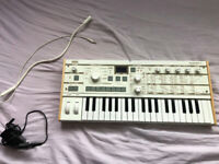 Korg Microkorg S Nearly Mint Polyphonic Nearly Analog Synthesizer