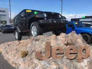 2017 Jeep Wrangler Sport HARD TOP AUTOMATIC, $91* WEEKLY
