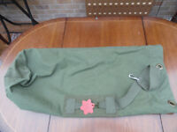 Ex RM kit bag/duffle bag £5