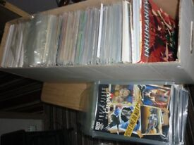 comics collection modern and old