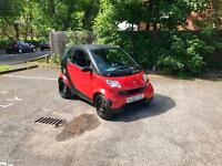 Smart Car Mercedes 600 Black&Red Excellent Condition Perfect Runner