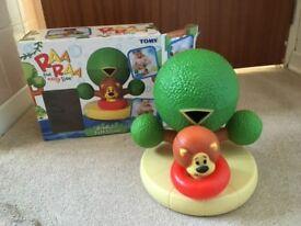 Raa Raa bath toy