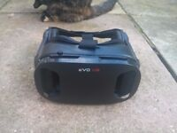 EVO VR headset Model Mic- vrpo1